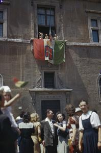 ENTRY OF ALLIED TROOPS INTO ROME, 5 JUNE 1944