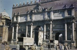 ALLIED FORCES IN ROME, JUNE 1944