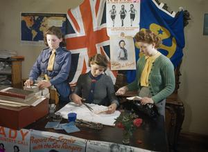 THE HOME FRONT IN BRITAIN 1939-1945