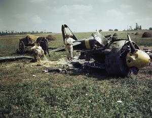 'HARVEST' IN NORMANDY, 17 JULY 1944