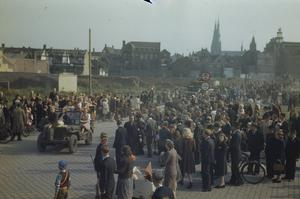 THE LIBERATION OF EINDHOVEN, HOLLAND, 20 SEPTEMBER 1944