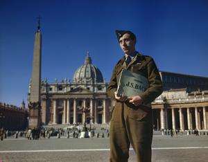 THE ROYAL AIR FORCE IN ROME, ITALY, AUTUMN 1944