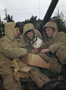CHRISTMAS WITH THE BRITISH LIBERATION ARMY IN HOLLAND, 16 NOVEMBER 1944