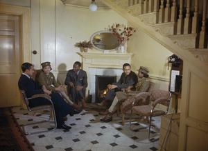 COLONIAL REST CENTRE IN BRITAIN, 1944