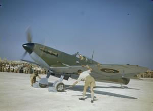 THE ROYAL AIR FORCE IN MALTA, MAY 1943