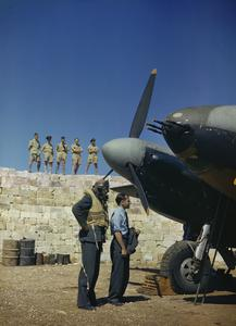 THE ROYAL AIR FORCE IN MALTA, JUNE 1943