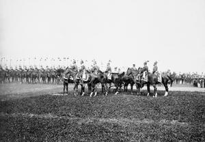 THE IMPERIAL GERMAN ARMY, 1890 - 1914