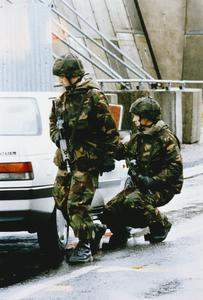 THE BRITISH ARMY IN NORTHERN IRELAND, 1969 - 2007