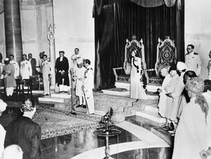 INDEPENDENCE IN INDIA, AUGUST 1947
