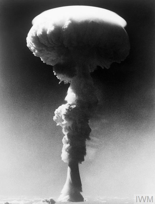 BRITAIN'S NUCLEAR TEST PROGRAMME: OPERATION GRAPPLE