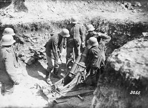 THE GERMAN ARMY ON THE WESTERN FRONT, 1914-1918