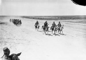THE SECOND BATTLE OF GAZA, APRIL 1917