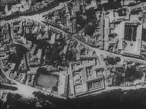 KRIEGSFLIEGER AN DER WESTFRONT : Aufnahmen aus dem Weltkrieg [Main Title]