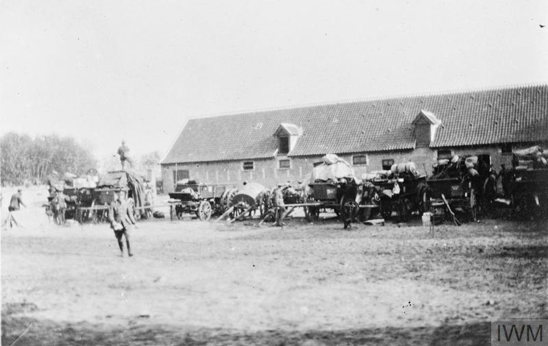 THE DEPLOYMENT OF THE BRITISH EXPEDITIONARY FORCE TO FRANCE, AUGUST-OCTOBER 1914