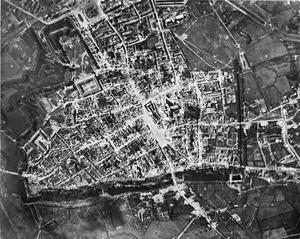 AERIAL PHOTOGRAPHY OF THE WESTERN FRONT, 1914-1918