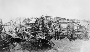 THE US AIR FORCE ON THE WESTERN FRONT, 1917-1918