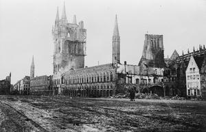 THE FIRST BATTLE OF YPRES, OCTOBER-NOVEMBER 1914