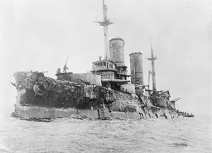 THE BATTLE OF MOON SOUND, OCTOBER-NOVEMBER 1917