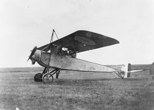 THE FRENCH AIR FORCE IN THE MACEDONIAN CAMPAIGN, 1915-1918