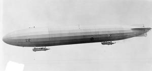 GERMAN NAVAL AIRSHIP L.12