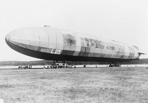 GERMAN NAVAL AIRSHIP L.25