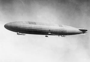 GERMAN NAVAL AIRSHIP L.30