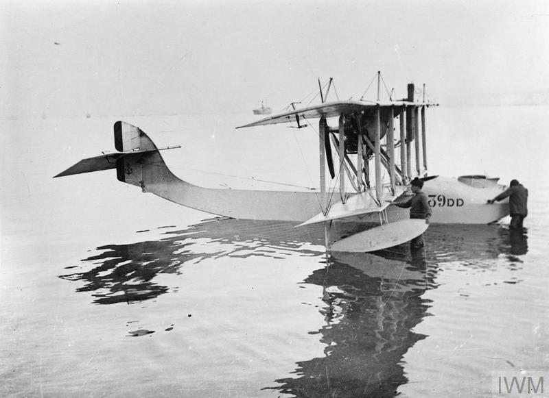 THE FRENCH NAVAL AIR SERVICE IN THE MACEDONIAN CAMPAIGN, 1915-1918