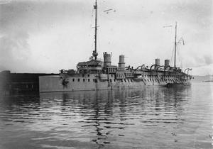 THE FRENCH NAVY IN THE MACEDONIAN CAMPAIGN, 1915-1918