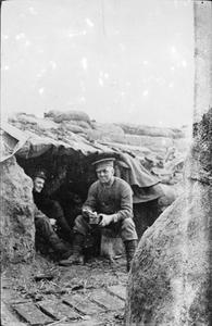 THE BRITISH EXPEDITIONARY FORCE ON THE WESTERN FRONT, 1914-1915