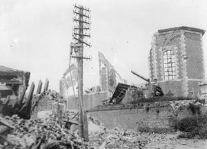 DESTRUCTION ON THE WESTERN FRONT, 1914-1918