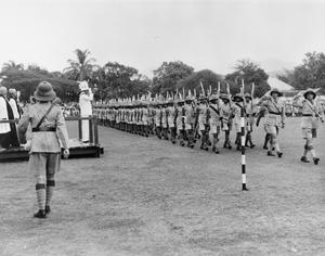 NORTH CARIBBEAN ARMED FORCES DURING THE SECOND WORLD WAR