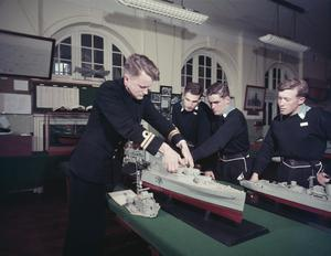 THE ROYAL NAVY 1945 - 1975