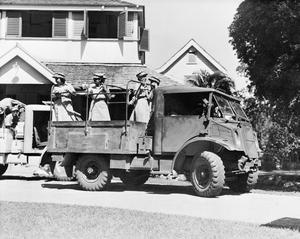 THE AUXILIARY TERRITORIAL SERVICE IN JAMAICA, 1944
