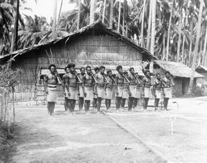 SOLOMON ISLANDS' DEFENCE FORCE, 1944