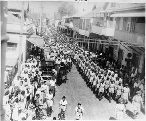 CARIBBEAN ARMED FORCES DURING THE SECOND WORLD WAR