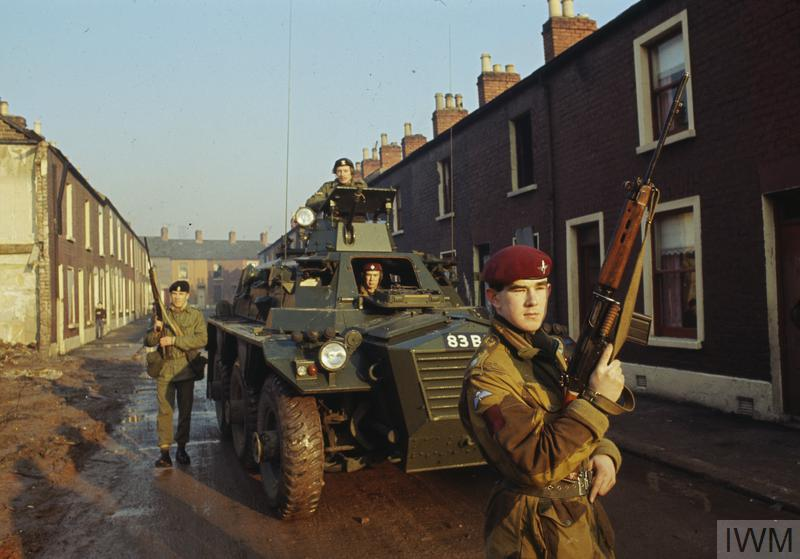Cars Northern Ireland Used Cars Ni Second Hand Cars For: THE BRITISH ARMY IN NORTHERN IRELAND, 1969