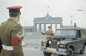 BRITISH FORCES IN BERLIN, GERMANY 1945 - 1975
