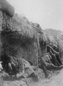 THE DARDANELLES CAMPAIGN, 1915 - 1916