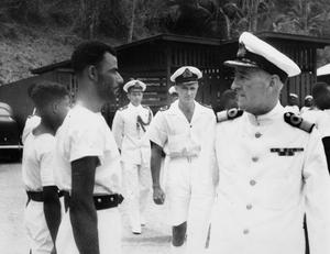 THE TRINIDAD ROYAL NAVAL VOLUNTEER RESERVE (TRNVR), SEPTEMBER 1944