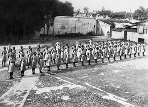 THE AUXILIARY TERRITORIAL SERVICE IN TRINIDAD, 1944