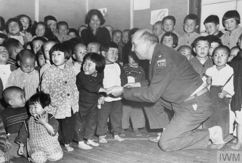 THE KOREAN WAR 1950 - 1953