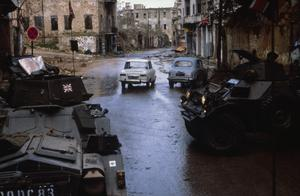OPERATION HYPERION:  THE BRITISH ARMY SERVING WITH THE MULTI-NATIONAL PEACEKEEPING FORCE IN LEBANON 1983 - 1984