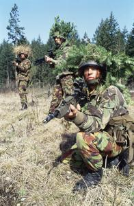 THE BRITISH ARMY 1976 - 2000