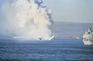 THE FALKLANDS CONFLICT, APRIL - JUNE 1982