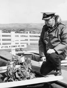 THE FALKLANDS CONFLICT APRIL - JUNE 1982