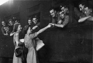 THE WOMEN'S VOLUNTARY SERVICE DURING THE KOREAN WAR