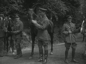 THE YORK AND LANCASTER REGIMENT [Main Title]