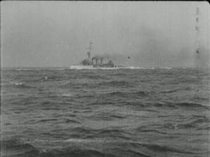 GAUMONT GRAPHIC (800 approximately) - THE SURRENDER OF THE GERMAN NAVY [Main Title]