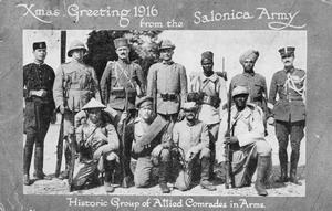 THE MACEDONIAN CAMPAIGN, 1915 -1918