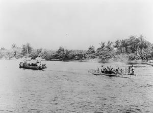 THE TANGANYIKA EXPEDITION, 1915 - 1916